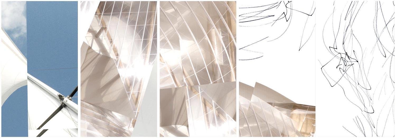 Installation vidéo pour la Fondation Louis Vuitton